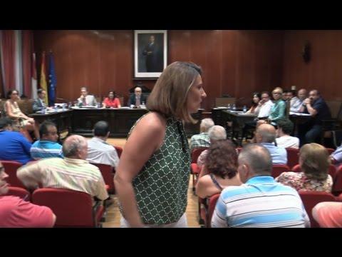 Vídeo de una concejal del PP amenazando e insultando a un vecino de Manzanares