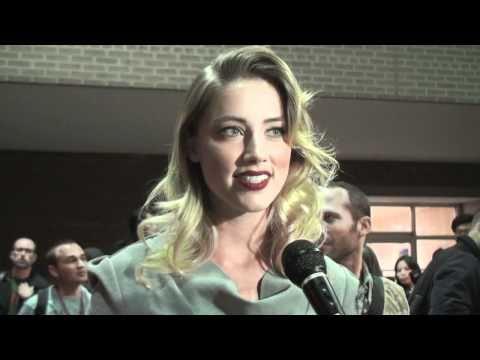 JOHN CARPENTER'S THE WARD World Premiere Amber Heard, Lyndsy Fonseca, Jared Harris s