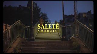 AMBROISE - SALETÉ (prod by Bro-Connexion)