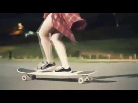 longboard dancing korean girl LYN.J [아린]