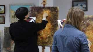 Мастер класс живописи