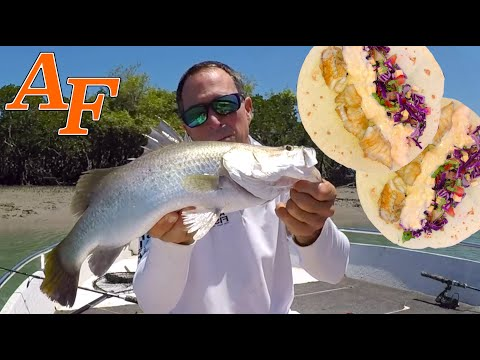 Catch And Cook Fish Tortillas With Tackle Club Fishing Challenge EP.453