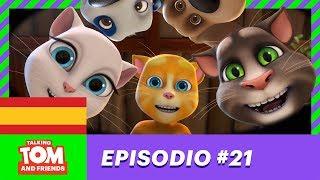Jefe en apuros - Talking Tom and Friends (Episodio 21 - Temporada 1)