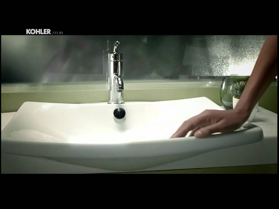 Kohler Bathroom Fittings Tvc. - YouTube