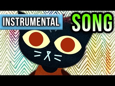 """INSTRUMENTAL ►NIGHT IN THE WOODS SONG """"Everything Changes"""""""