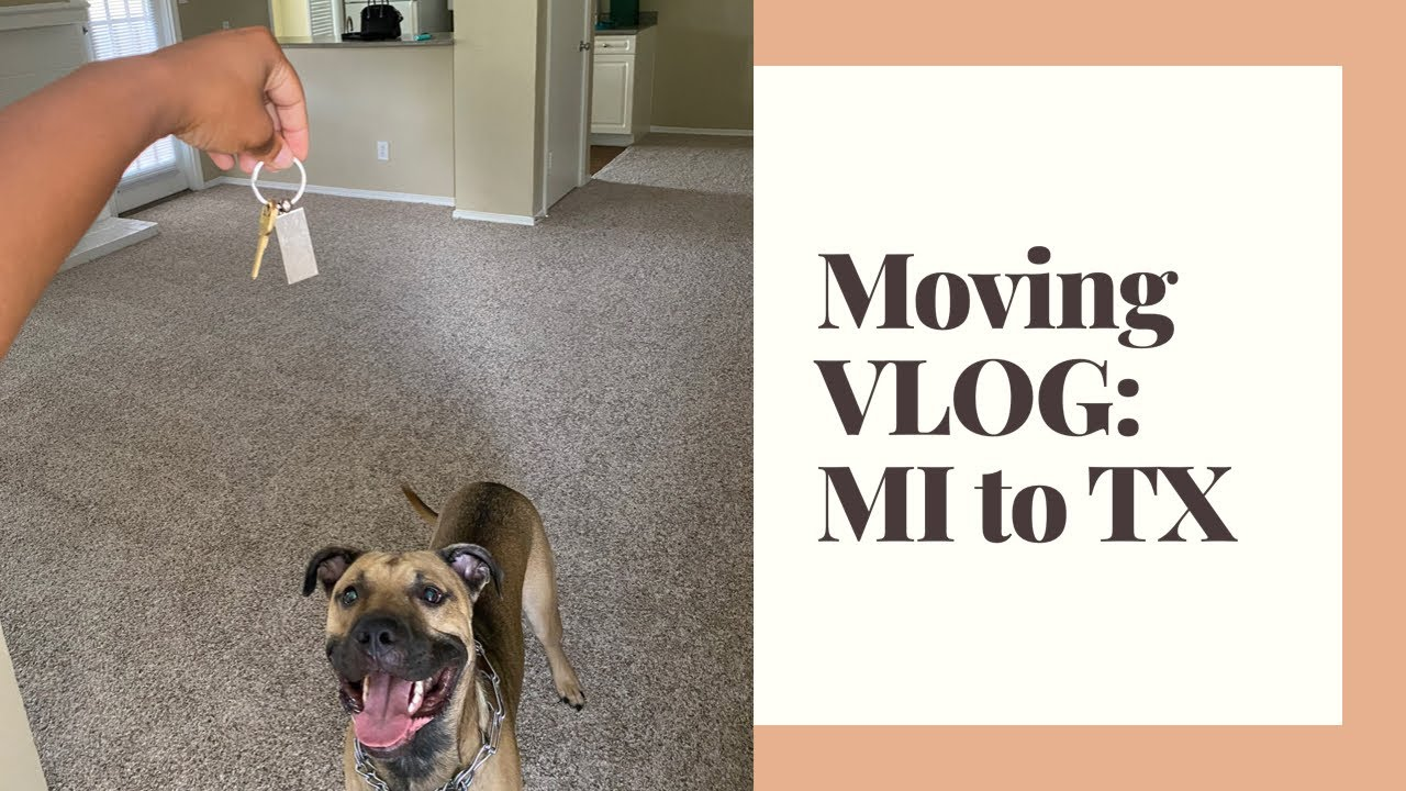VLOG | WE MOVED TO TEXAS
