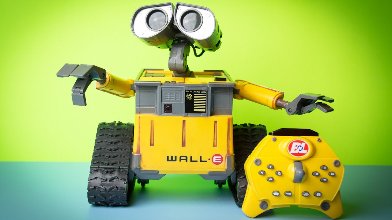 Wall E Toys : Pixar collection disney u command wall e action figure by