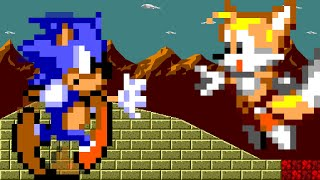 [TAS] Sonic the Hedgehog 2 (Master System) - Speedrun