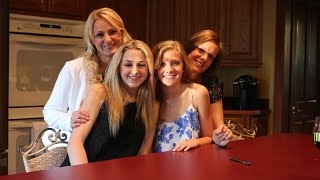 The Gangs All Here! Part One - Chloe & Paige with Christi & Kelly