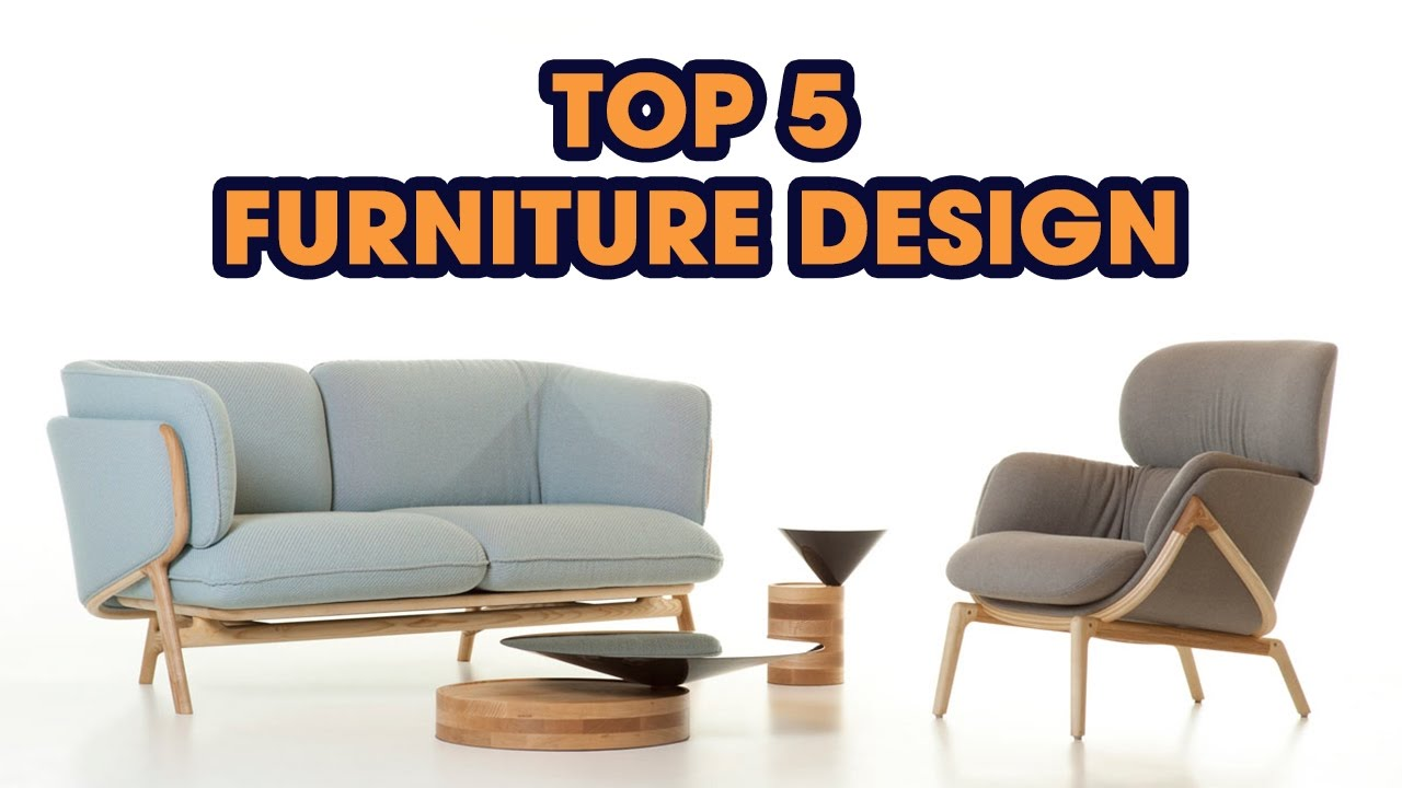 Top 5 Smart Furniture for your home - Best ideas 2017 - YouTube