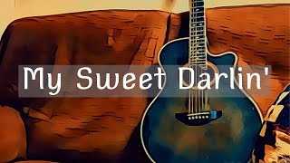 《cover》My Sweet darlin'/矢井田瞳《ギター弾き語り》