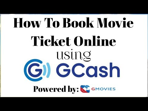 How To Book Movie Ticket Using Gcash | Powered By GMovies