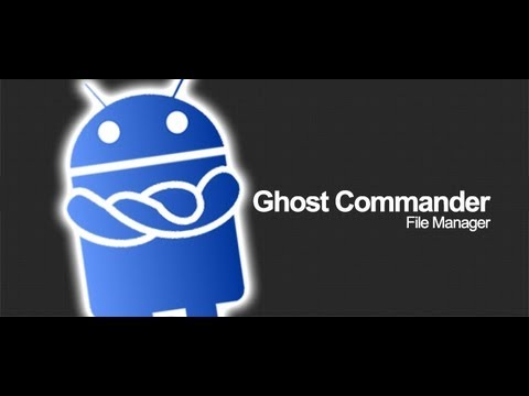 Ghost Commander - Dual Panel File Manager - ANDROID