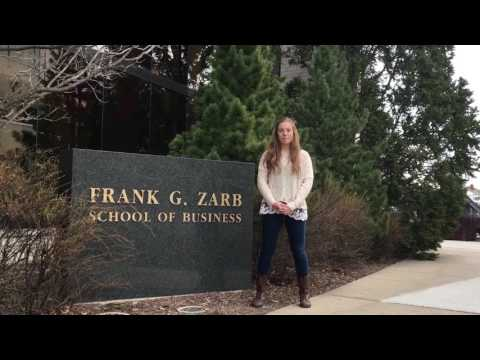 The Intern Group Global Leadership Grant 2017 -  Madrid Finalist - Emily Baksic