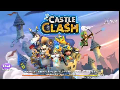 Castle Clash - Mod Apk [ Only For 1.2.61 ] REAL