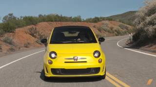 Fiat 500C Abarth -- TEST/DRIVE
