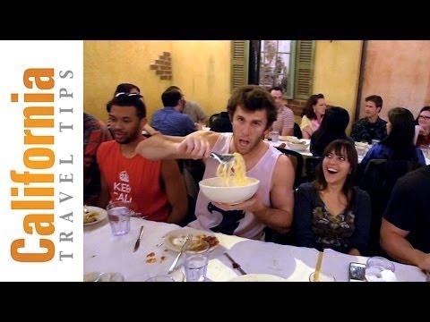 YouTube Dinner Party - C&O Trattoria, Marina Del Rey
