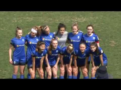 Girls' Development Academy Spring Showcase: U-15 Michigan Hawks vs. Reign Academy