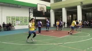 閩僑中學 | 1617社際籃球總決賽