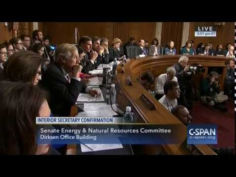 Rep. Zinke Promises To Restore Trust And Work With Local Communities