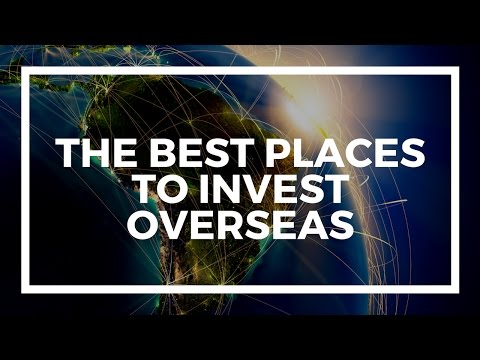 Best places to invest overseas, real estate bubbles, investor confidence down