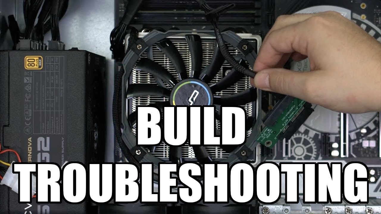 New PC Build Won't Boot  Find Out Why  (Livestream)