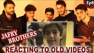 Jafry Brothers reacting to old videos | Podcast