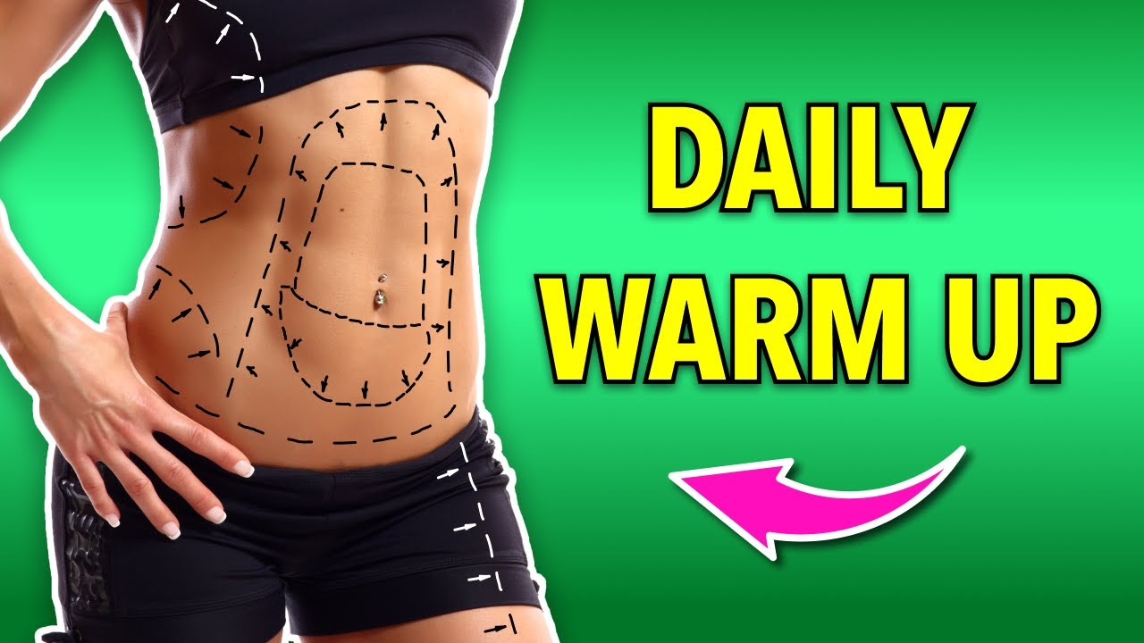 Daily Warm Up Workout To Start Your Day