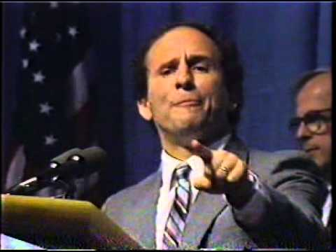 Paul Wellstone Speaking at the 1990 DFL State Convention