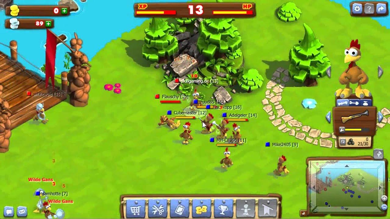 Moorhuhn Combat