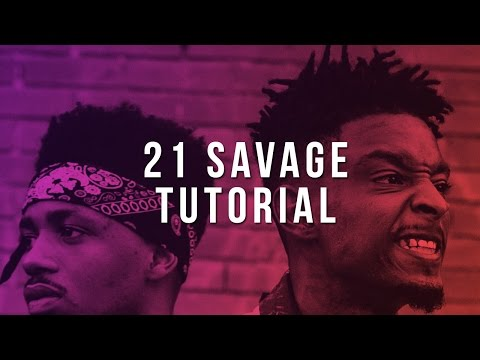How To Make A 21 Savage Type Beat (FL Studio Tutorial)