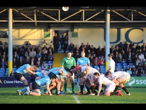 Ulster Bank League Live: UCD V Dublin University Colours Match