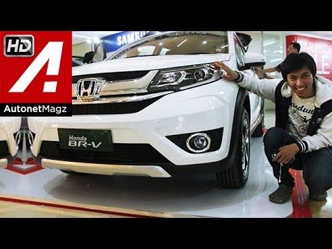 FI Review Honda BR-V Indonesia, Interior and Built Quality Impression