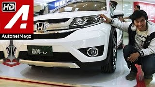 Download Video FI Review Honda BR-V Indonesia, Interior and Built Quality Impression MP3 3GP MP4
