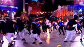 Шоу Майданс-2 Комсомольск - Полтава первый тур 10.09.2011