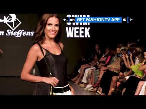Carmen Steffens at Miami Swim Week Art Hearts Fashion 2020 | FashionTV | FTV
