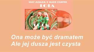 Baixar Iggy Azalea x Alice Chater - Lola - Tłumaczenie PL