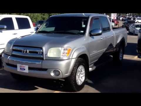 2006 Toyota Tundra   Pre-Owned 4x4 Pickup For Sale