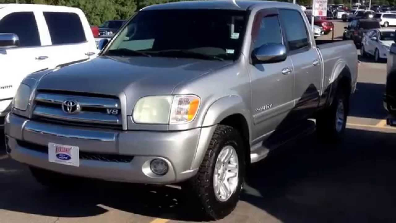 2006 toyota tundra pre owned 4x4 pickup for sale youtube. Black Bedroom Furniture Sets. Home Design Ideas