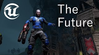 What is the future of Unreal Tournament and the genre?