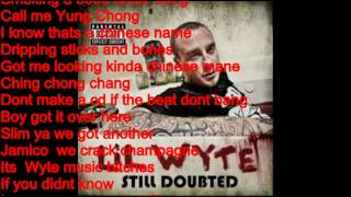 Stoner Night (Lyrics)- Lil Wyte