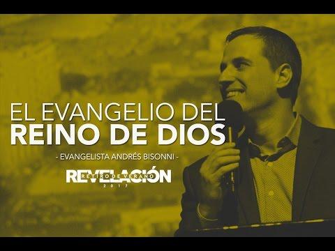 Evangelista Andrés Bisonni- La Gloria de Dios-Retiro Revelación martes 11 de abril 2017