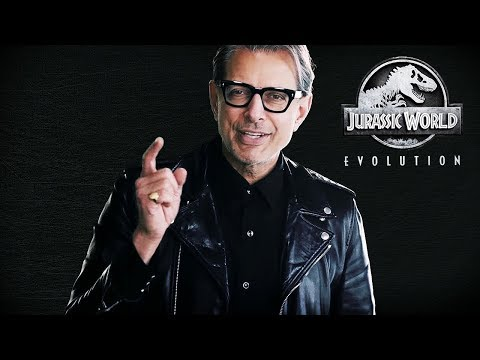 Download Youtube: Ian Malcolm Announcement Video - ANALYSED! | Jurassic World: Evolution