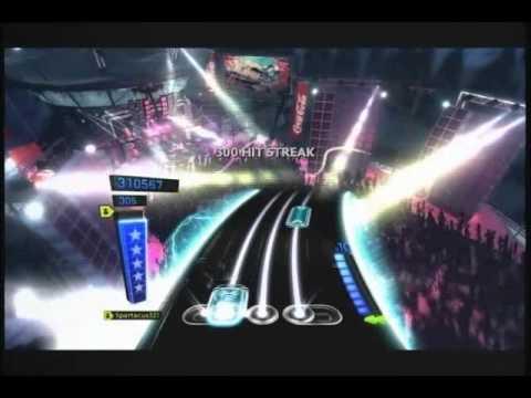 DJ Hero 2 Not Afraid Vs. Lollipop Expert 100% FC No Rewinds