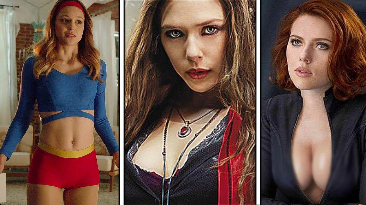 Top 10 Sexy Female Superheroes - Youtube-7174