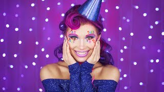 Макияж на День Рождения | Birthday Makeup Tutorial | обучение макияжу пошагово | by TaVi.Makeup