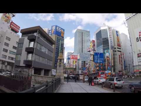 Tokyo 2016 : Akihabara / Love Live Pilgrimage GoPro