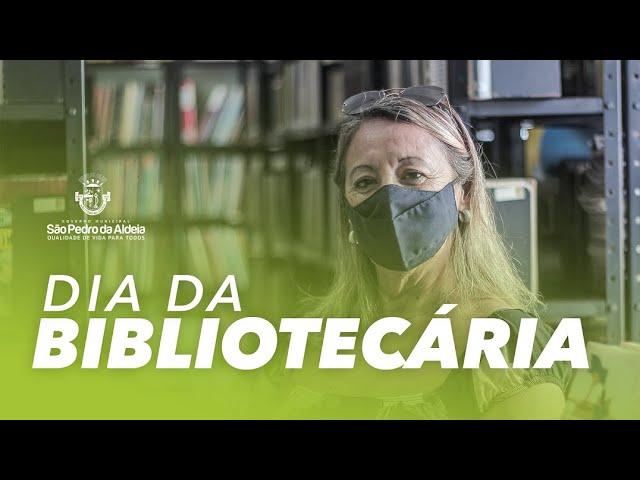 MULHERES QUE FAZEM | Dia da Bibliotecária