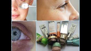 видео Косметика Clinique - уход за кожей вокруг глаз.