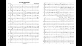 Zanzibar Boat Song by Percy Grainger/arr. Preston Hazzard